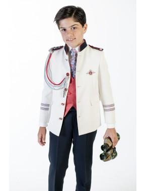 Traje de comunión niño de Almirante, VARONES, modelo 2050, ALPI Moda Infantil (Valladolid)