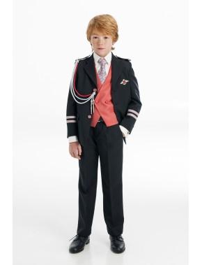 Traje de comunión niño de Almirante, VARONES, modelo 20491, ALPI Moda Infantil (Valladolid)