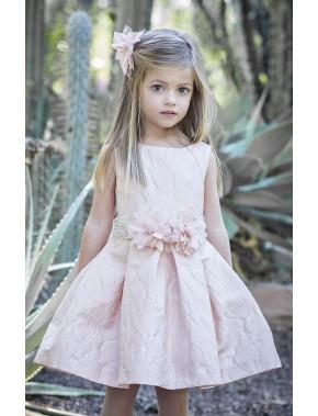 Vestido de arras ceremonia fiesta de niña, AMAYA 2018 NUEVA COLECCIÓN, modelo 111436