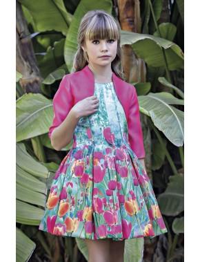 Bolero de arras ceremonia y fiesta de niña NUEVA COLECCIÓN 2018 AMAYA modelo 111873H