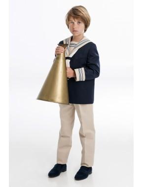 Traje de comunión niño, VARONES, modelo 1026, ALPI Moda Infantil (Valladolid)