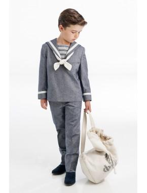 Traje de comunión niño, VARONES, modelo 1029, ALPI Moda Infantil (Valladolid)