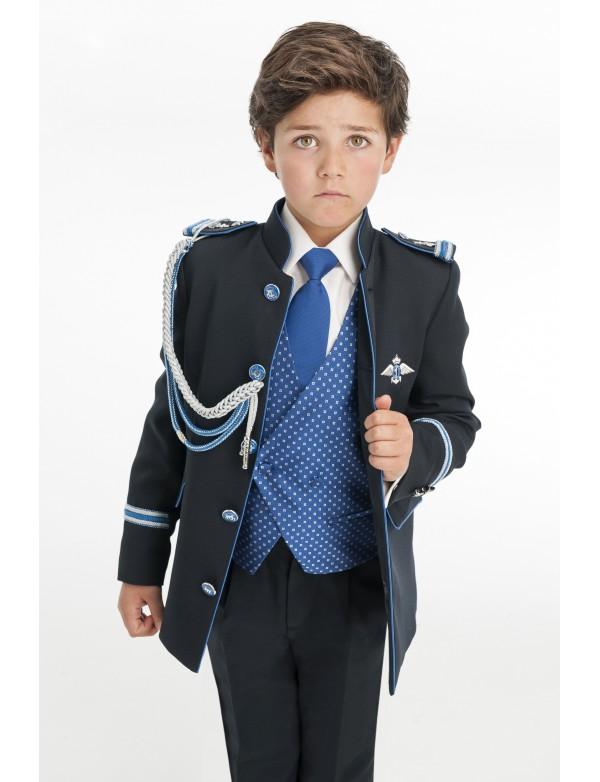 Traje de comunión niño de Almirante , VARONES, modelo 2052, ALPI Moda Infantil (Valladolid)