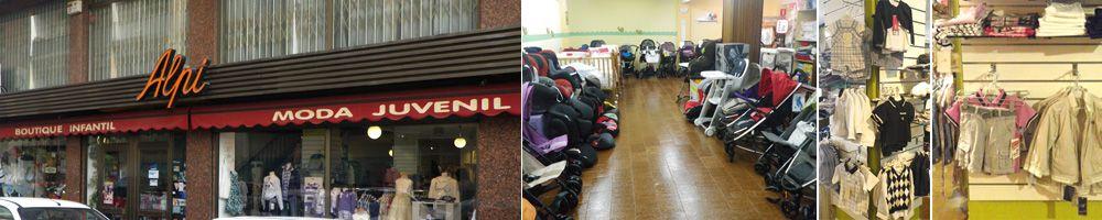 Alpi Moda Infantil....tienda.