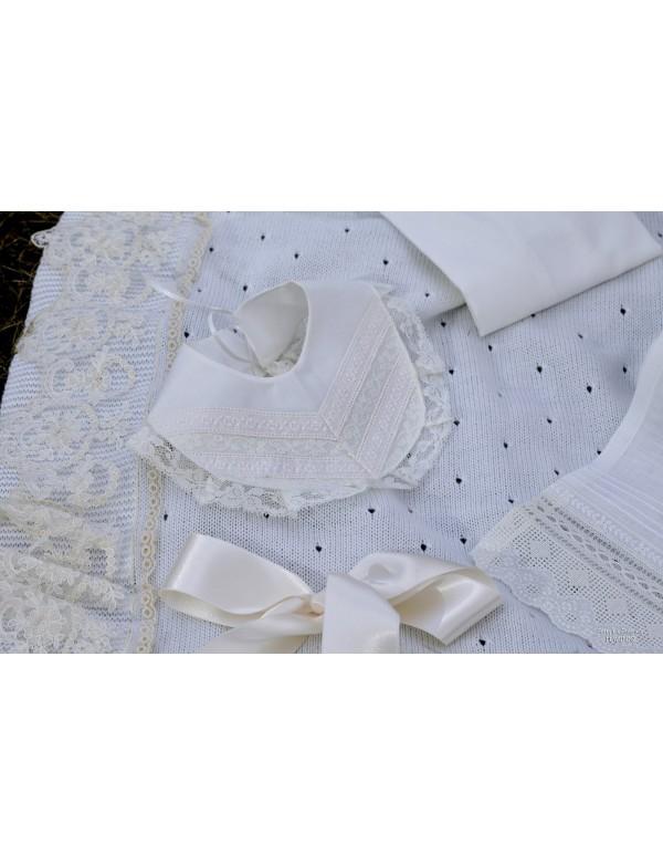 Camisa bebe colección 790 Bordados Dominguez, Alpinet