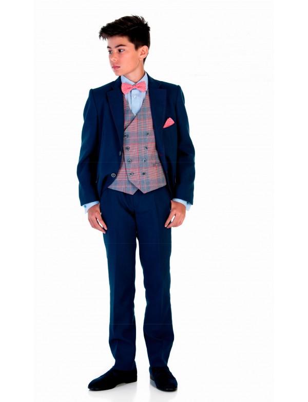 Traje de comunión niño de calle, VARONES, modelo 3031, ALPI Moda Infantil (Valladolid)