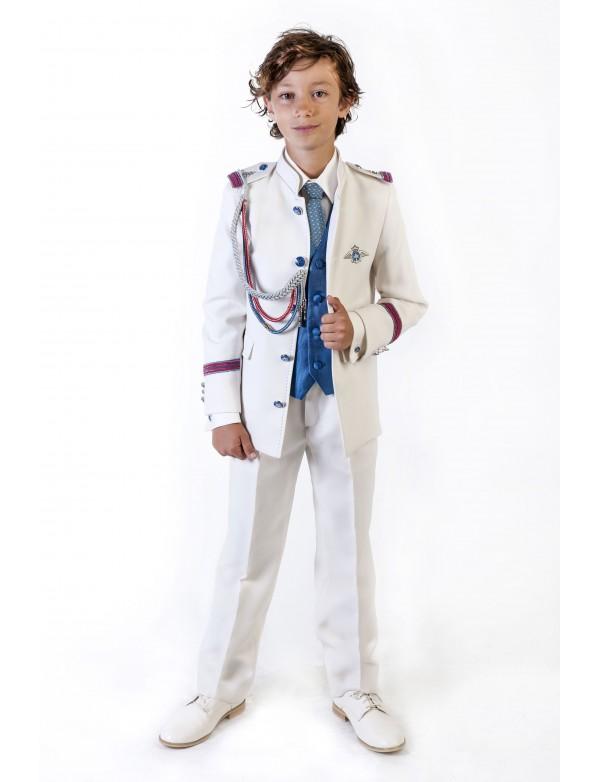 Traje de comunión niño de Almirante, VARONES, modelo 2057, ALPI Moda Infantil (Valladolid)