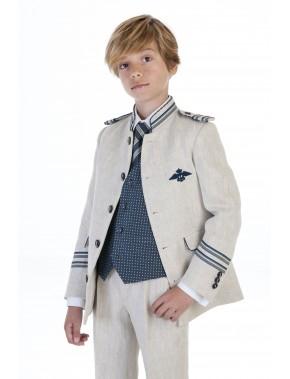 Traje de comunión niño de Almirante, VARONES, modelo 2064, ALPI Moda Infantil (Valladolid)
