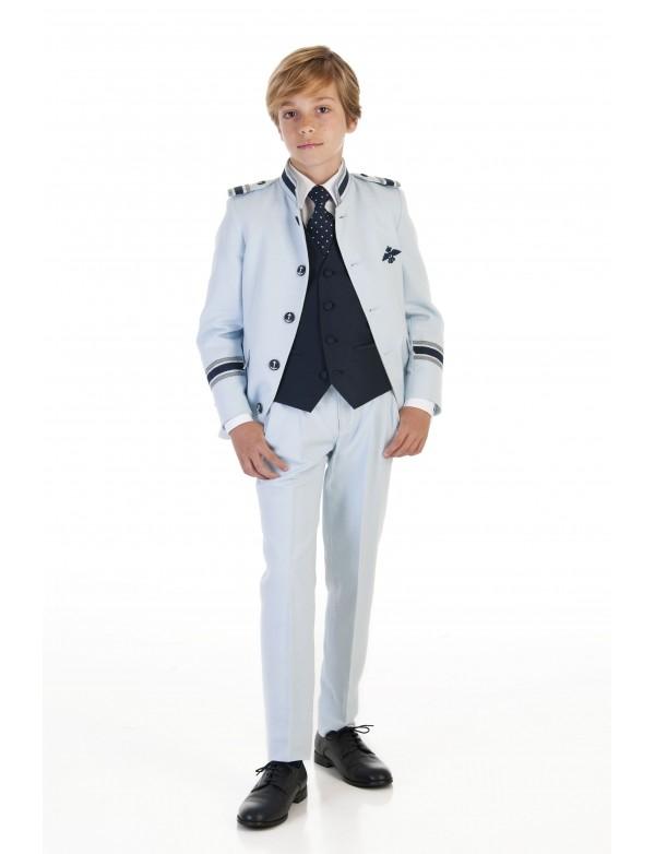 Traje de comunión niño de Almirante, VARONES, modelo 2065, ALPI Moda Infantil (Valladolid)