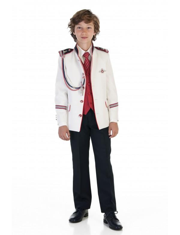 Traje de comunión niño de Almirante, VARONES, modelo 2066, ALPI Moda Infantil (Valladolid)