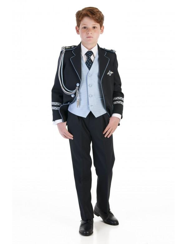 Traje de comunión niño de Almirante, VARONES, modelo 2070, ALPI Moda Infantil (Valladolid)
