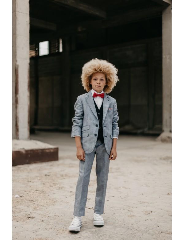 Traje de comunión niño de calle, VARONES, modelo 103, ALPI Moda Infantil (Valladolid)