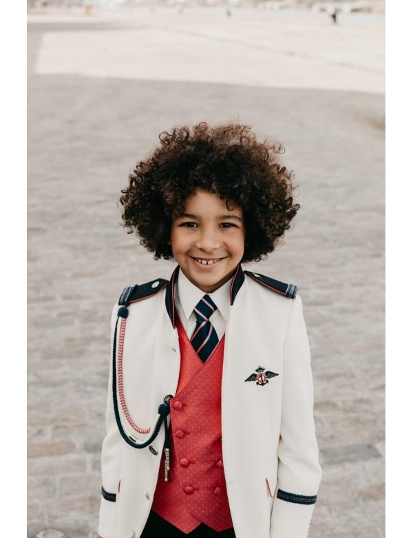 Traje de comunión niño de Almirante, VARONES, modelo 76, ALPI Moda Infantil (Valladolid)
