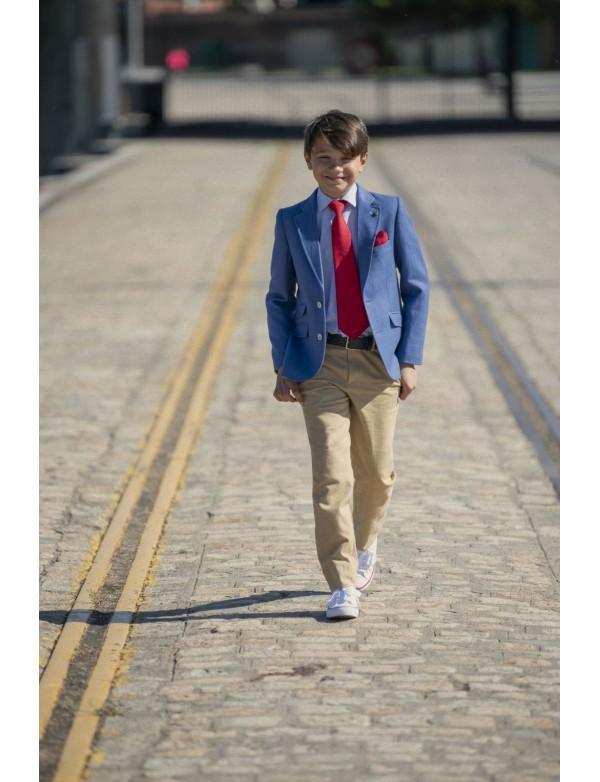 Traje de comunión niño de calle, VARONES, modelo Look25, ALPI Moda Infantil (Valladolid)