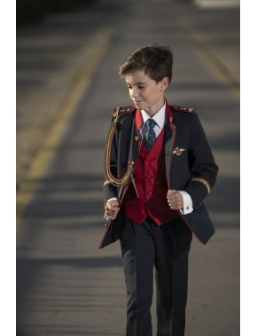 Traje de comunión niño de Almirante, VARONES, modelo 10-02092, ALPI Moda Infantil (Valladolid)