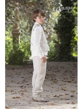 Traje de comunión niño 2017, AMAYA, modelo 22963CF, ALPI Moda Infantil (Valladolid)