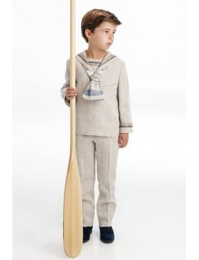 Traje de comunión niño, VARONES, modelo 1030, ALPI Moda Infantil (Valladolid)