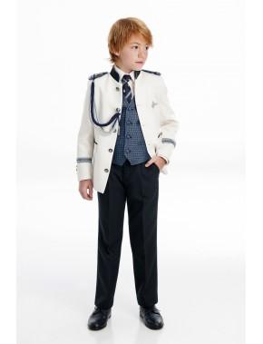 Traje de comunión niño, VARONES, modelo 2043, ALPI Moda Infantil (Valladolid)