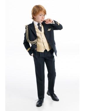 Traje de comunión niño de Almirante, VARONES, modelo 2044, ALPI Moda Infantil (Valladolid)