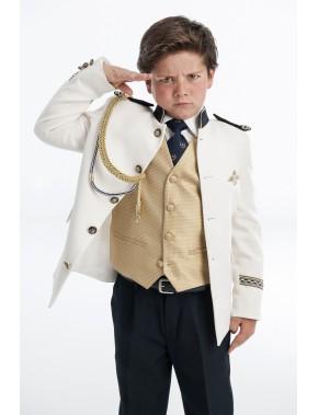 Traje de comunión niño de Almirante, VARONES, modelo 2045, ALPI Moda Infantil (Valladolid)