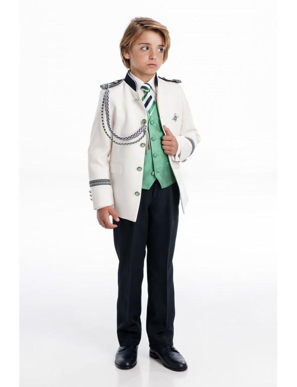 Traje de comunión niño de Almirante , VARONES, modelo 2048, ALPI Moda Infantil (Valladolid)