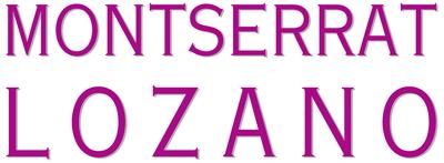 Montserrat Lozano Comunión